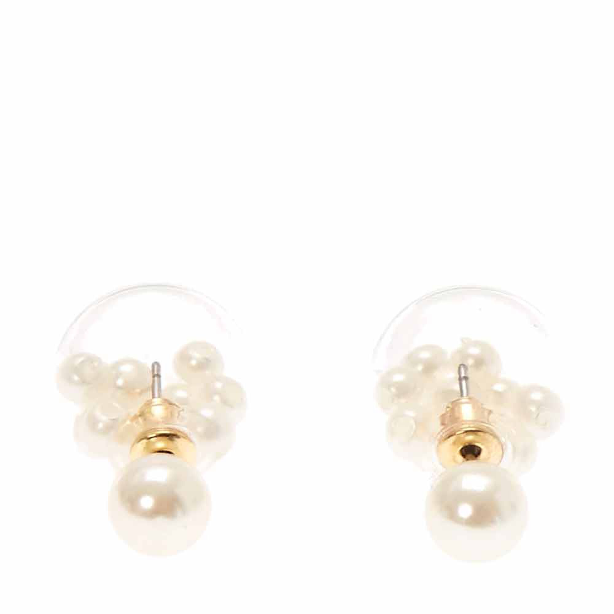 pearl blush gold stud kate spade rose faux spreesuki earrings