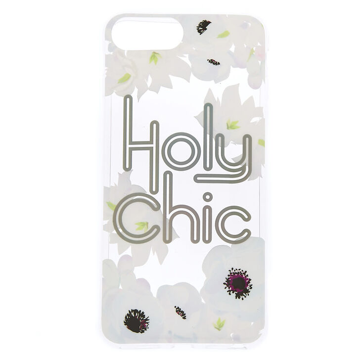 Holy Chic Floral Phone Case - Fits iPhone 6/7/8 Plus,
