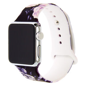 Floral Smart Watch Band - Fits 38MM/40MM Apple Watch,