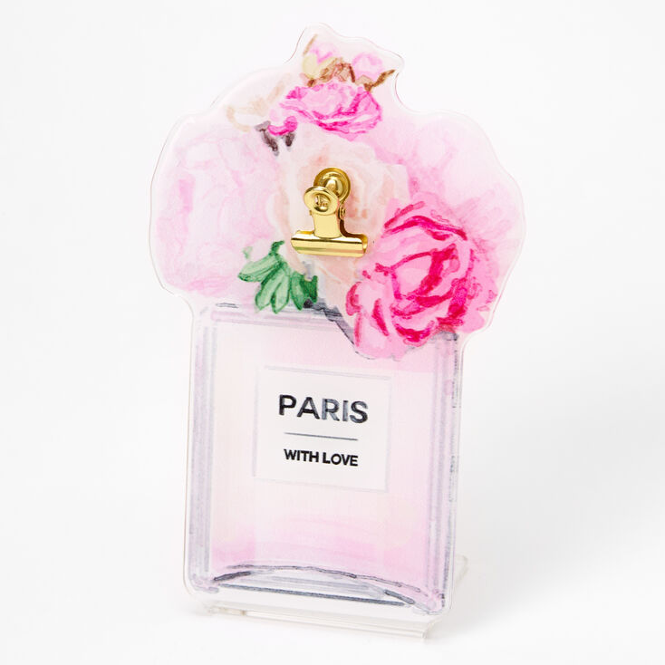 Paris With Love Instax Photo Holder - Pink,