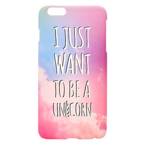 Be A Unicorn Phone Case,