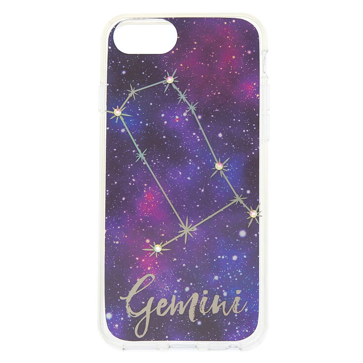Gemini Zodiac Phone Case - Fits iPhone 6/7/8 Plus,