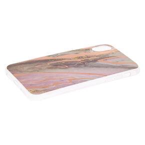 Foil Agate Phone Case - Fits iPhone X/XS,