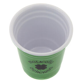 St. Patrick's Day Magically Delicious Shot Glass,