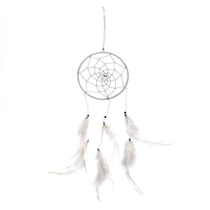 Mini White Dreamcatcher,