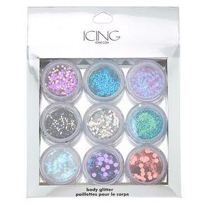 Cosmic Body Glitter Set - 9 Pack,