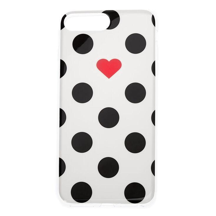 Polka Dot Phone Case - Fits iPhone 6/7/8 Plus,
