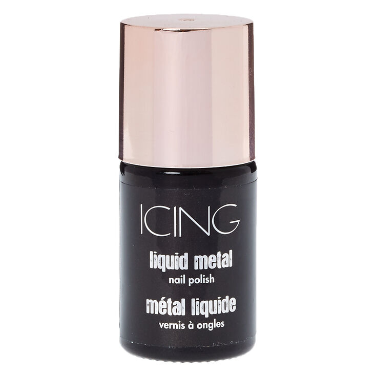 Gold Roses Liquid Metal Nail Polish,