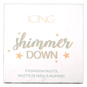 Shimmer Down Eyeshadow Palette,