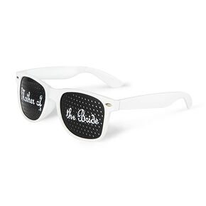 Mother of the Bride Perforated Lens Sunglasses,