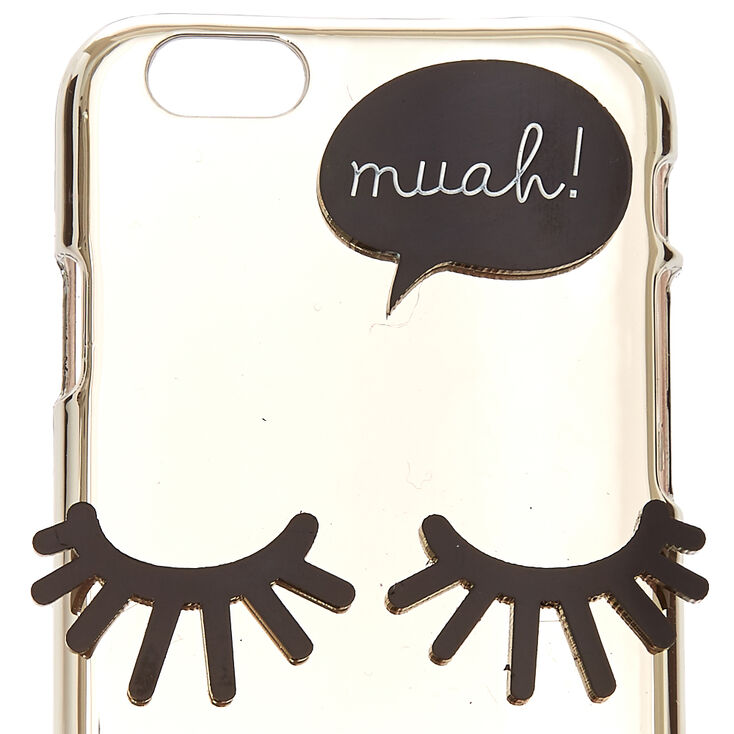 Muah! Mirrored Phone Case - Fits iPhone 6/6S,