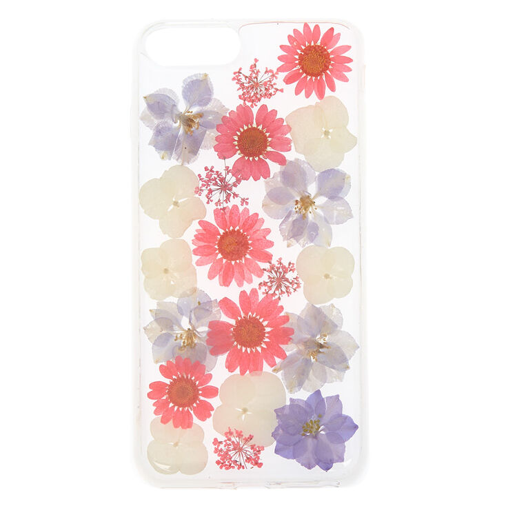 Pressed Flower Phone Case - Fits iPhone 6/7/8 Plus,
