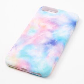 Pastel Tie Dye Protective Phone Case - Fits iPhone 6/7/8 Plus,