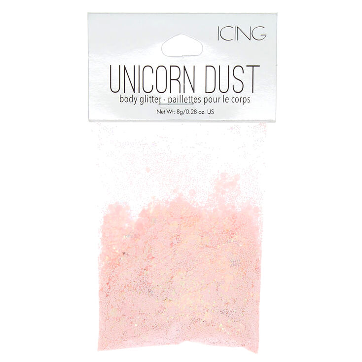 Unicorn Dust Body Glitter - Light Pink,