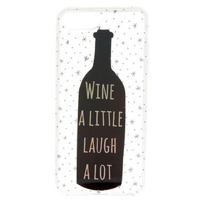 Wine Bottle Phone Case - Fits iPhone 6/7/8 Plus,
