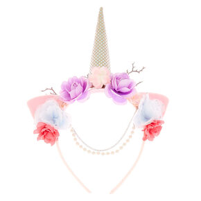 Mermicorn Pastel Headband,