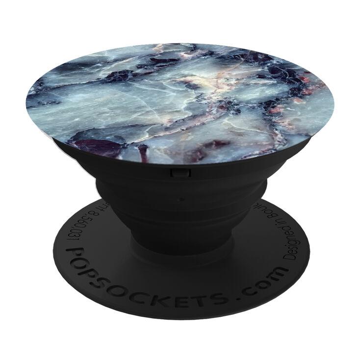 Black Marbled PopSocket,
