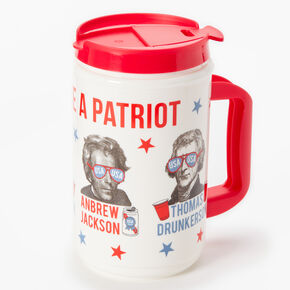 Patriot Party Jug - White,