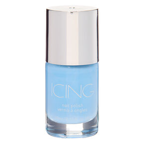 Solid Nail Polish - Baby Blue,