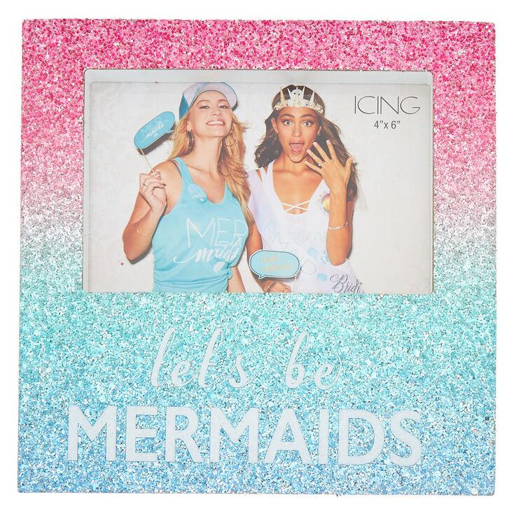 Let's Be Mermaids Photo Block,