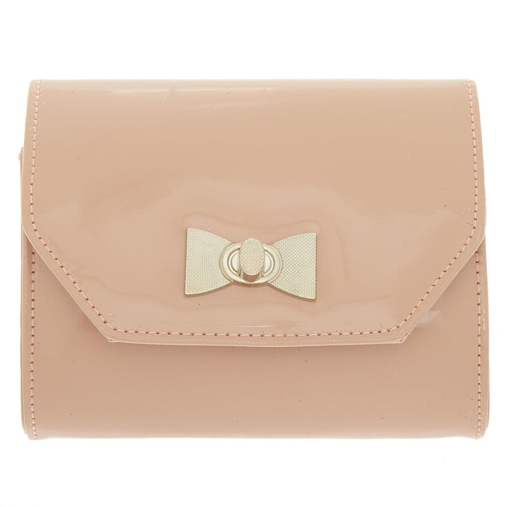 Envelope Clutch Purse - Nude,