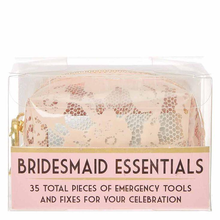 Bridesmaids Essential Emergency Kit