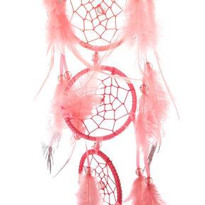 Ombre 7 Tier Dreamcatcher - Pink,