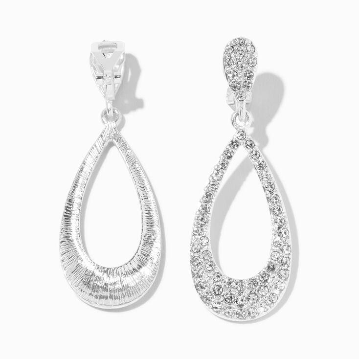 Red Tassel Gold Statement Necklace,