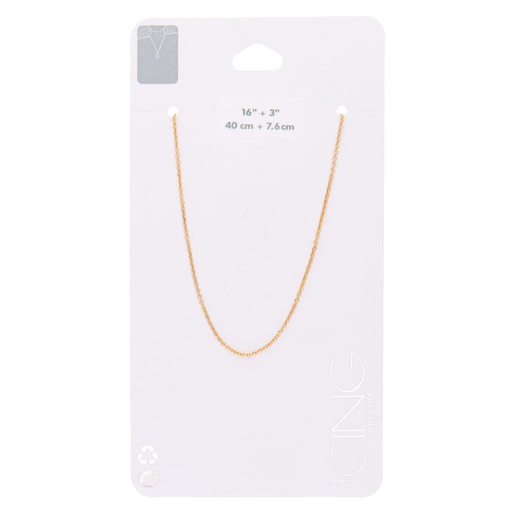 Gold Necklace Chain,