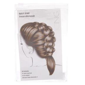 Dutch Braid Hair Tool Kit,