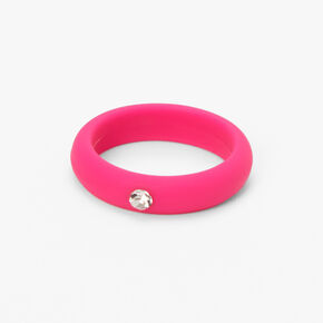 Silicone Ring - Pink,