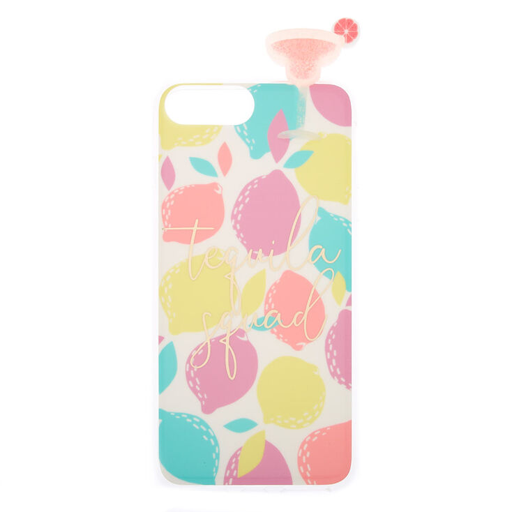 Tequila Squad Pop Over Phone Case - Fits iPhone 6/7/8 Plus,