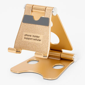 Phone Stand - Gold,