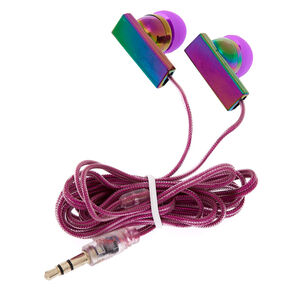 Anodized Earbuds,