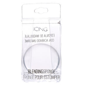 Clear Silicone Blending Sponge,