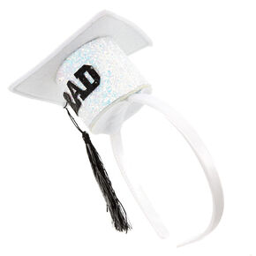 Mini Graduation Cap Headband,