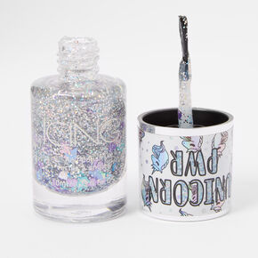 Glitter Nail Polish - Unicorn Power,