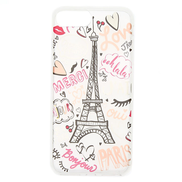 Parisian Phone Case - Fits iPhone 6/7/8 Plus,