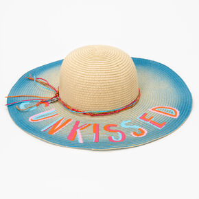 Floppy Sunkissed Hat - Blue,