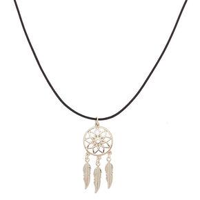 Dreamcatcher Pendant Necklace,