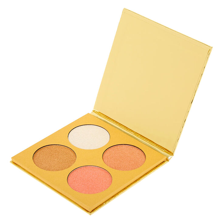Glow All The Way Highlighter Palette,