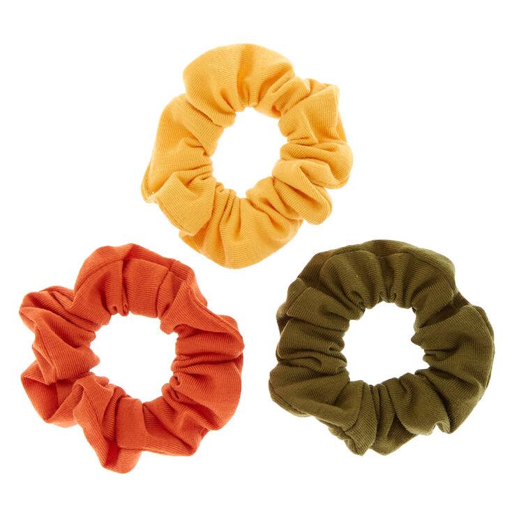 Safari Mix Hair Scrunchies - 3 Pack,