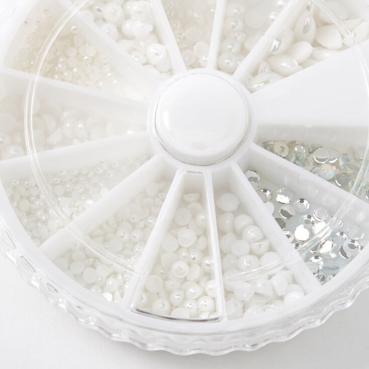 Pearl & Gems Nail Art Wheel,