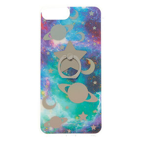 Planetary Ring Stand Phone Case,