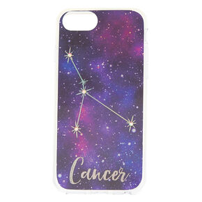 Cancer Zodiac Phone Case - Fits iPhone 6/7/8 Plus,