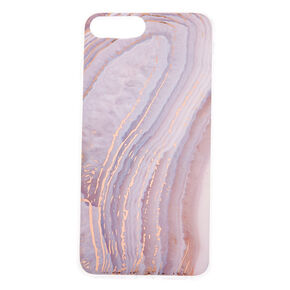 Pastel Agate Phone Case - Fits iPhone 6/7/8 Plus,