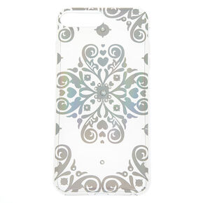 Holographic Filigree Phone Case,