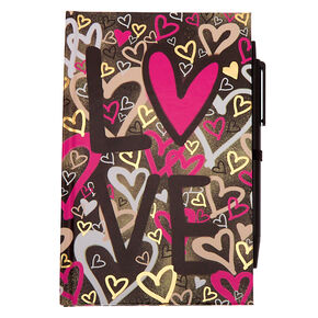 Graffiti Love Mini Journal,