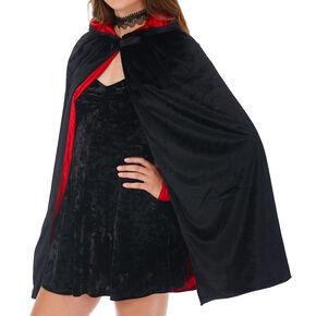Velvet Cape - Black,