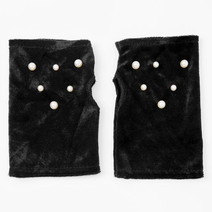 Pearl Cat Costume Set - Black, 3 Pack,